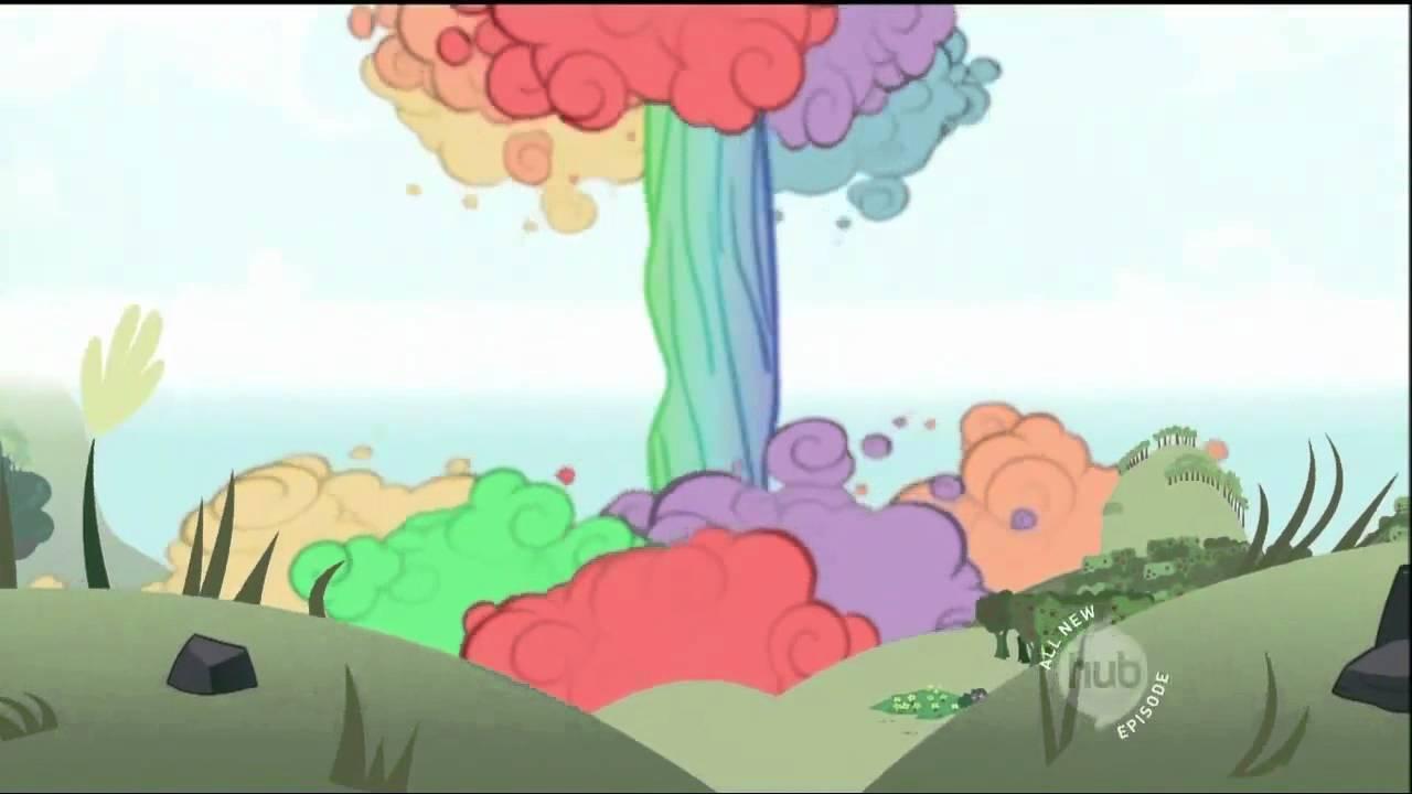 Sonic Rainboom Atomic Rainnuke Lesson Zero Youtube
