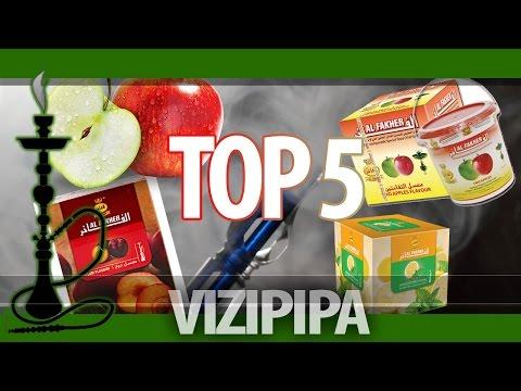 TOP 5 legjobb VÍZIPIPA dohány