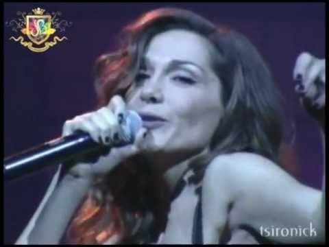Despina Vandi Na Tin Xairesai Tradus în Română - YouTube