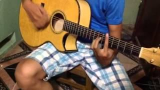 Khoang troi cua bé guitar hướng dẫn