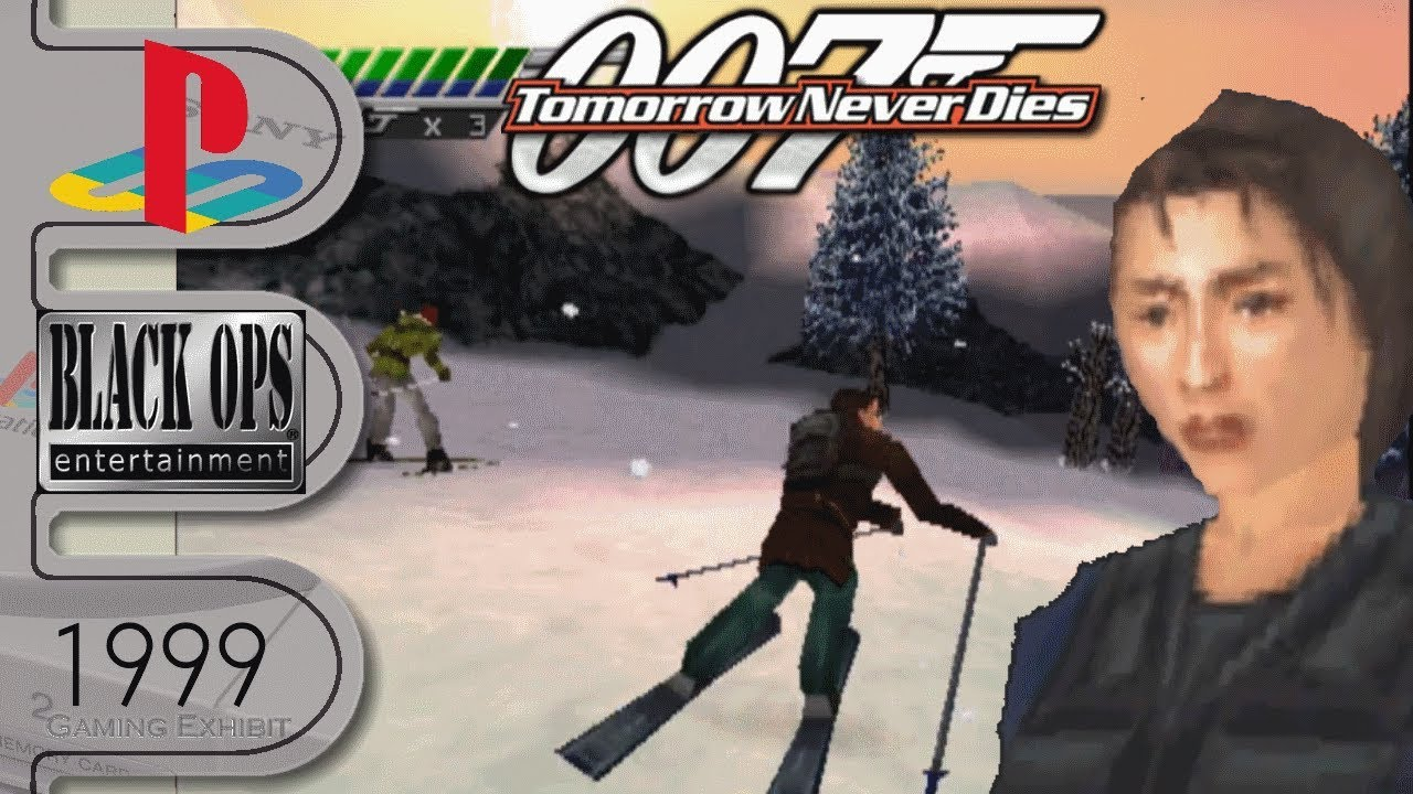 007 Tomorrow Never Dies Playstation 1 Youtube