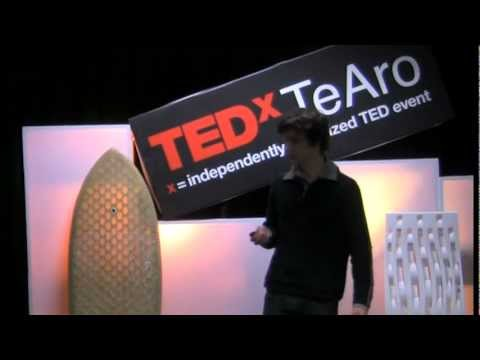 Designing for mass customisation: Evan Thomas at TEDxTeAro