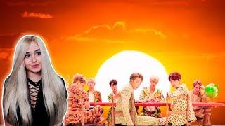 Реакция на BTS (방탄소년단) 'IDOL' Official MV
