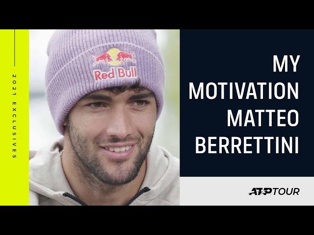 What Makes Matteo Berrettini Angry?