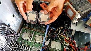 DIY Upgrade Dell T5400 Xeon 3.33 GHz 1333 MHz FSB 12M Cache