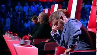 София Шамс - Не надо слов  (Слепые прослушивания - Голос - Сезон 3 - 2014)