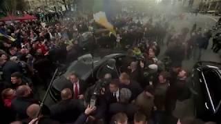 Київ напередодні дебатів кандидатів у президенти України