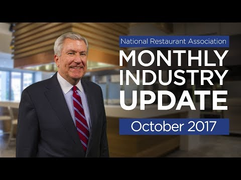 Restaurant Industry Update October 2017