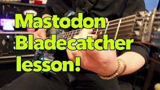 Mastodon Bladecatcher guitar lesson | Weekend Wankshop 220
