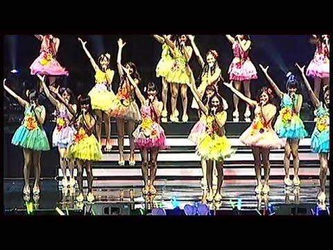 JKT48 - Overture + Aitakatta @ Konser 2nd Anniversary JKT48 ANTV [14.02.14]