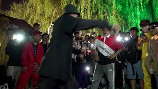 Robin vs Twist - Callout Battle na Green Panda 2018