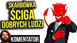 Urząd Skarbowy Ściga Uczciwych Ludzi za DOBRE UCZYNKI i Chce Pieniądze - Analiza Komentator
