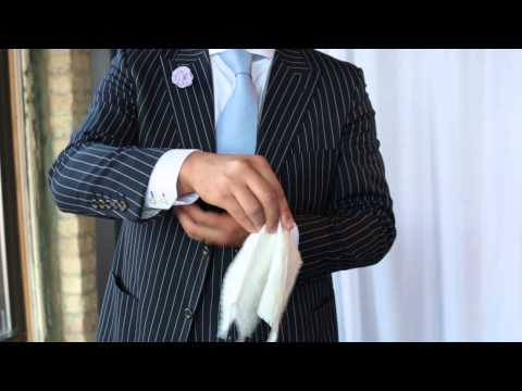 How To Wear Pocket Square