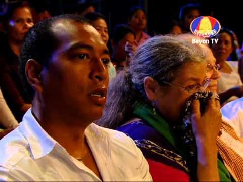 This is not a dream, Cambodia - Bayon-TV 3/3 mon cambodge