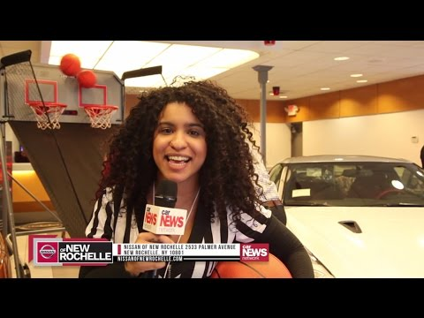 Nice Get In The Game At Nissan Of New Rochelle   Westchester County New York