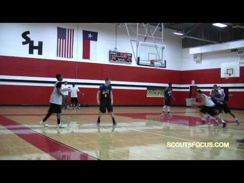 Team11 #112 Stephen Marshall 6'0 140 Tatum High School TX 2016