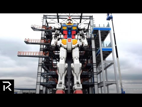 Japan Built A GIANT $18 Million Robot