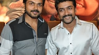 Karthi's Advise to Parents about Children Care
