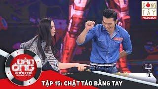 dan ong phai the  tap 15 vong 1 chat tao bang tay