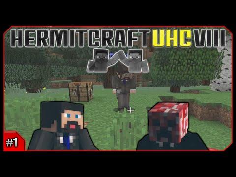 Minecraft Hermitcraft UHC VIII || Bring A Friend! || Team XBGB! [Episode 1]