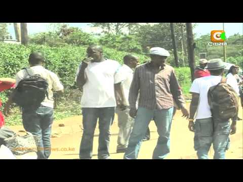 Policemen Identified as Matatu Pickpockets Following Citizen TV Expose