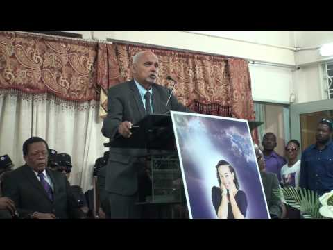 Words of Comfort - Pastor Clive Dottin (Caribbean Union Conference)