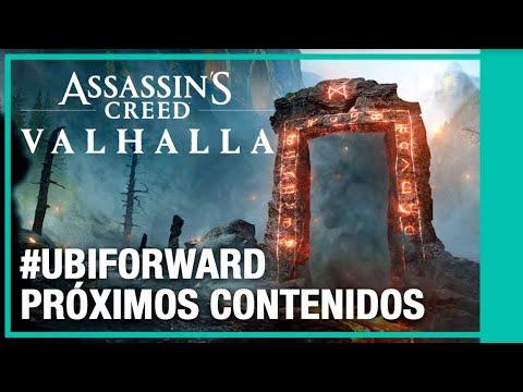 Assassin's Creed Valhalla - Resumen Próximos Contenidos   #UbiForward   Ubisoft LATAM