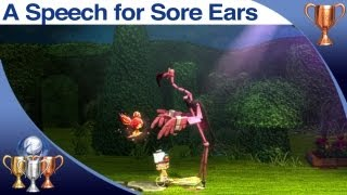 Puppeteer - A Speech For Sore Ears - Trophy Guide (Act 6, Curtain 2) Mr. Pink