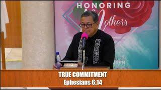 Download TRUE COMMITMENT - Ptr. Butch Garcia