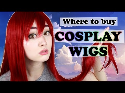 Where to Buy Cosplay Wigs | Cosplay Basics