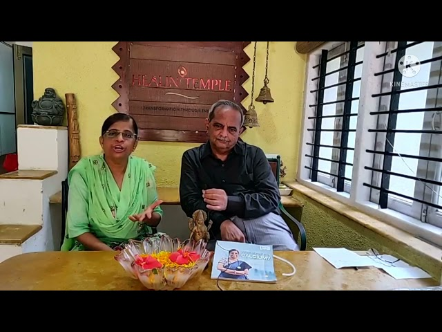 Dr Atul Shah and Dr. Rupa Shah on 1st July,2021 , Doctor's Day.