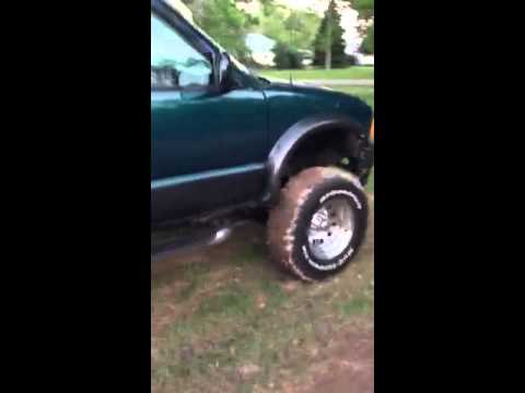 Lifted Chevy S10 Youtube
