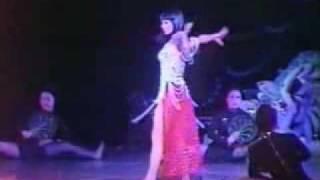 女優 紫城いずみさん - YouTube