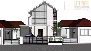 Modern Contemporer House