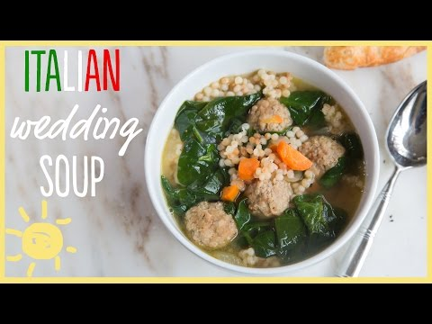EAT | Italian Wedding Soup (Semi-Homemade Dinner)