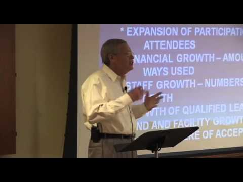 Bud Smith:Strategic Planning for the Local Church