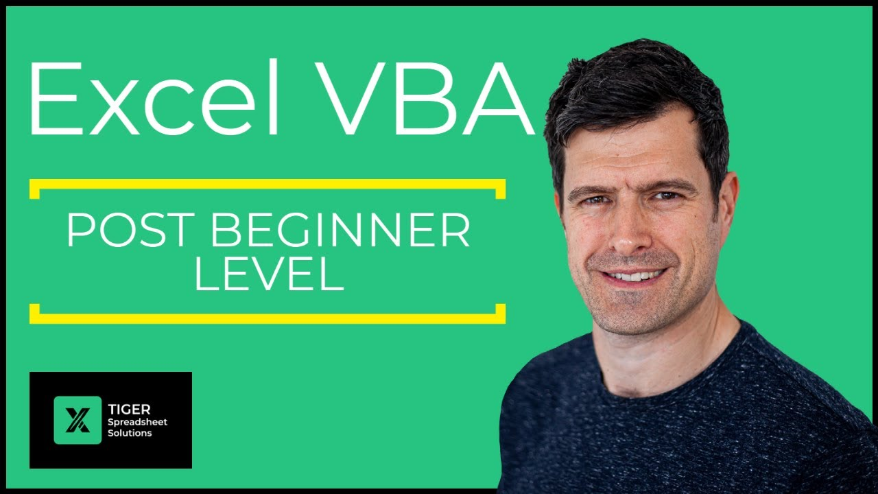 Excel Vba For Post Beginners 4 6 Loops And If To Delete Sheets