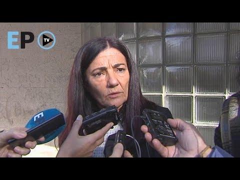 """Isabel Rodríguez: """"Todavía se están valorando los daños"""""""