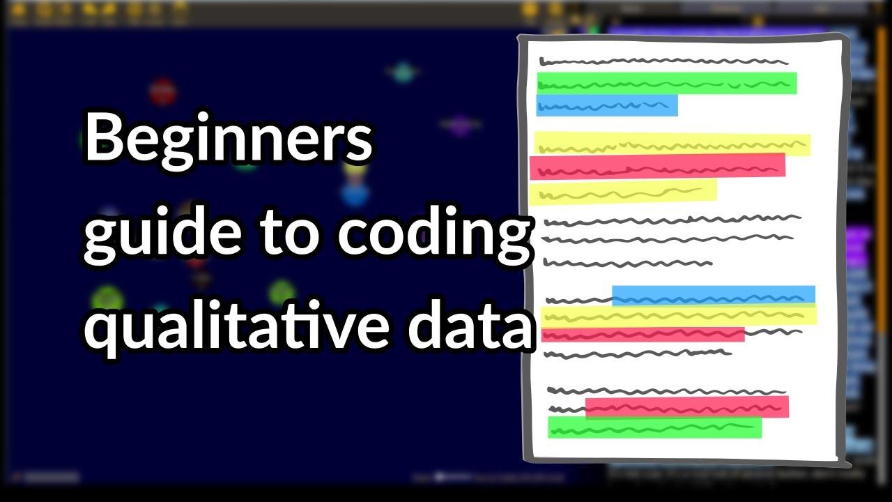 how to do qualitative data analysis