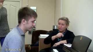 Урок вокала.Упражнения на:Муз память,Гармонический слух,импровизацию