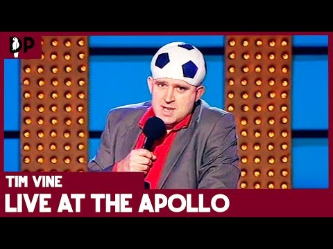 Tim Vine  | Live At The Apollo | Season 5 | Dead Parrot