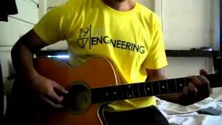 Yiruma - Kiss the Rain (Guitar Cover)