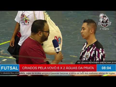 JOGOS REGIONAIS CRIADOS PELA VOVÓ X ÁGUAS DA PRATA
