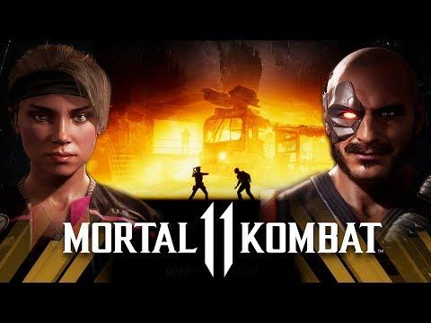 Mortal Kombat 11 Sonya Vs Kano (VERY HARD) w/ UMK3 Sound Effects