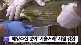 해양수산분야 '기술거래' 지원 강화, 2020-06-2…