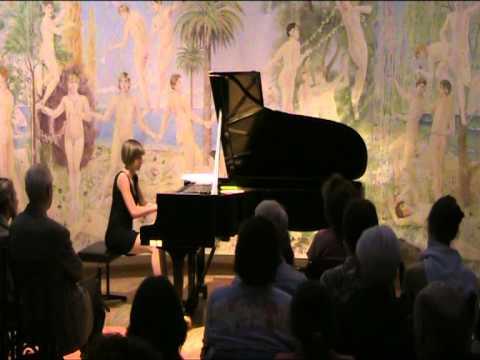 Claude Debussy - Estampes - La soirée dans Grenade