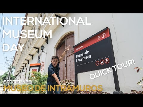 A Quick Tour Inside The Newest Museum in Intramuros