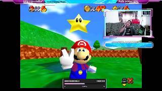 Best of Twitch 8/18 | Super Mario 64 pt. 1
