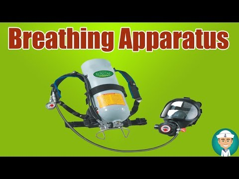 Breathing Apparatus - Different Types of Breathing Apparatus