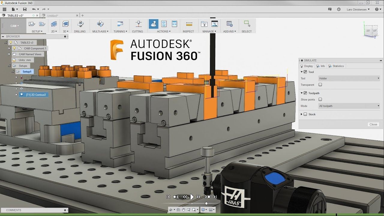 Form Tools & Probing — Fusion 360 CAM Tutorial — #LarsLive 136